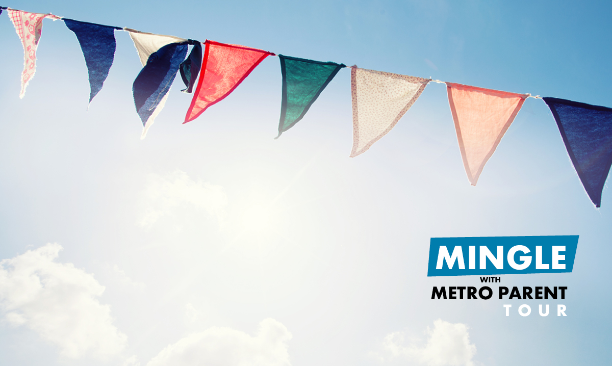 Mingle with Metro Parent