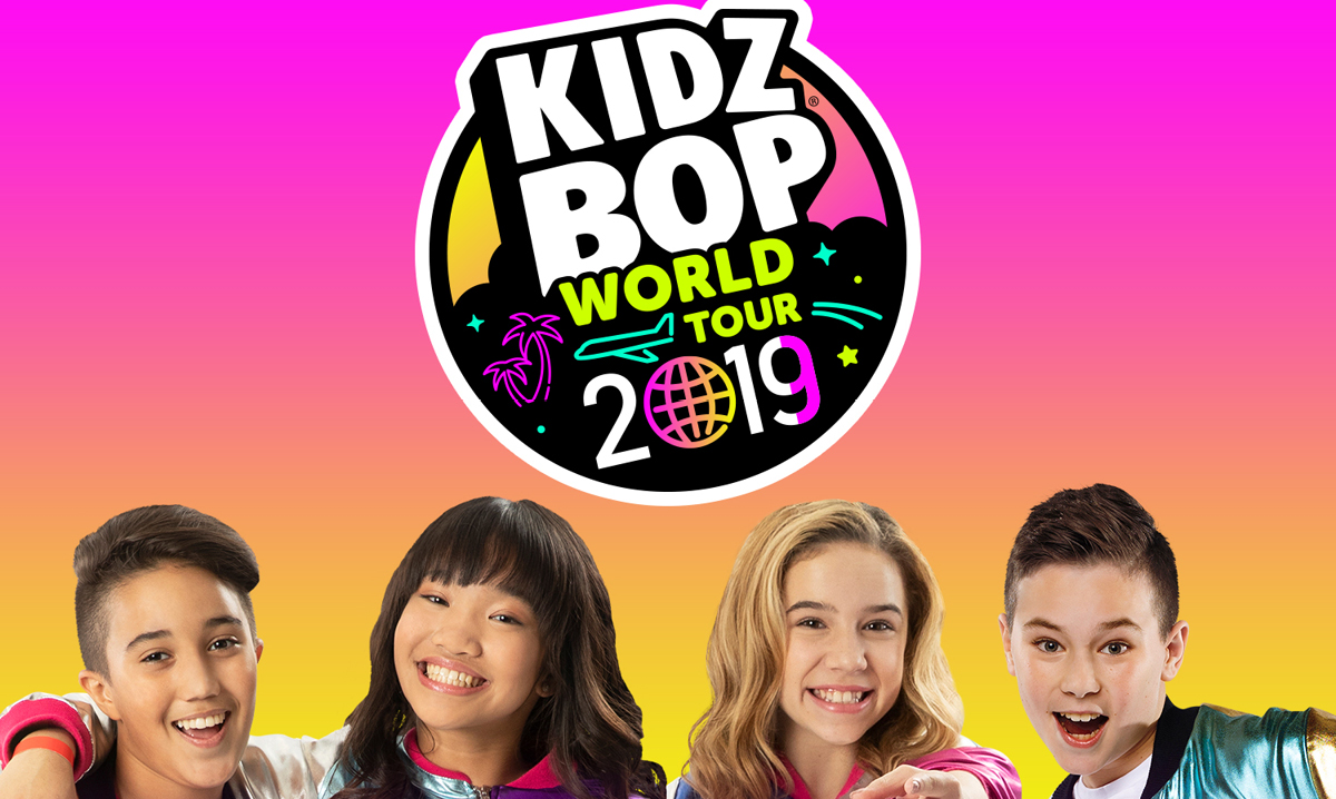 Win Tickets to Kidz Bop Live at DTE Energy Music Theatre