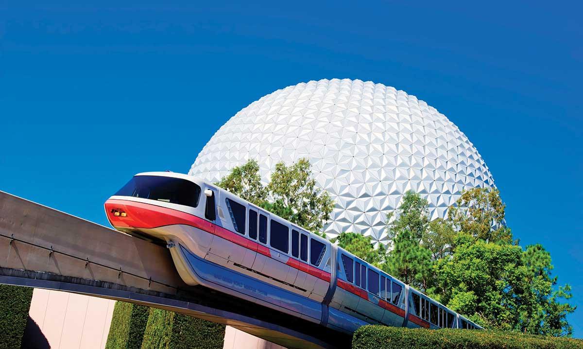 Disney train