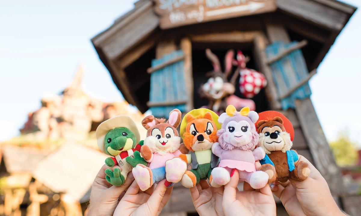 Win Three Disney Parks Wishables Sets