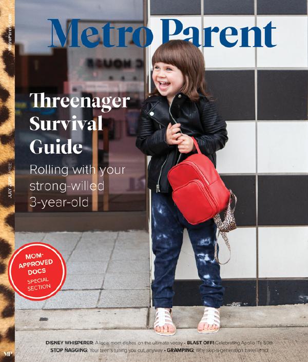 July 2019 Metro Parent
