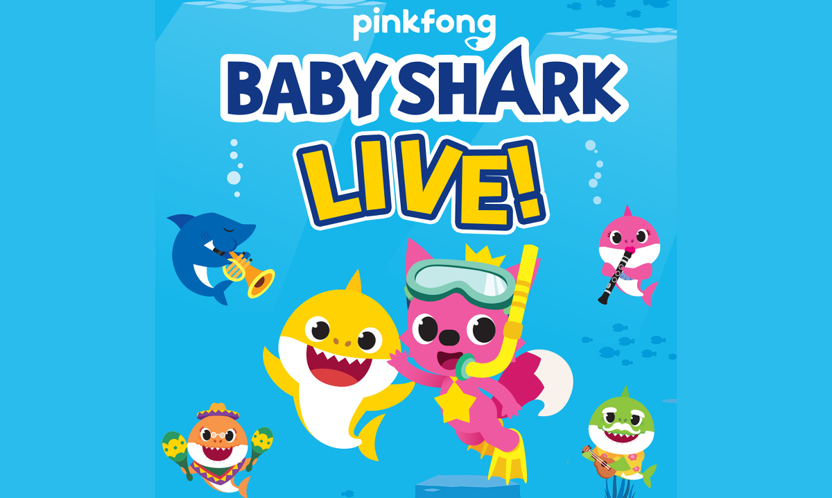 Win Tickets to Baby Shark Live at the Fox Theatre in Detroit