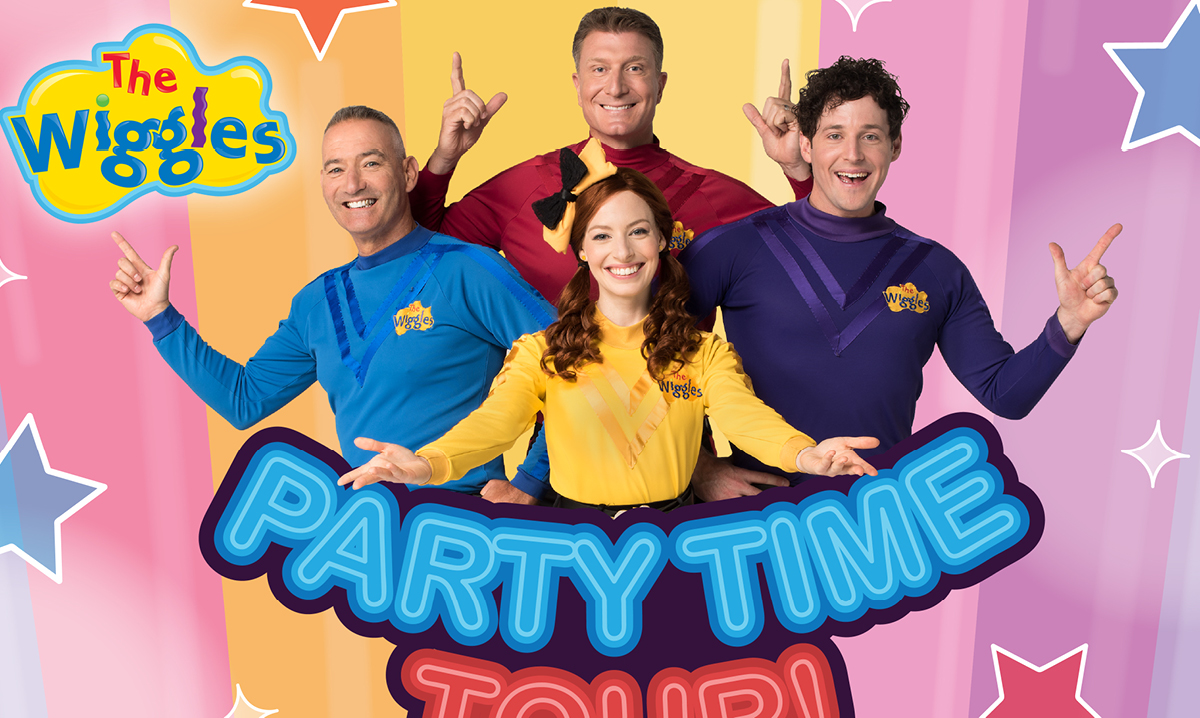 Win Tickets to The Wiggles Party Time Tour in Detroit