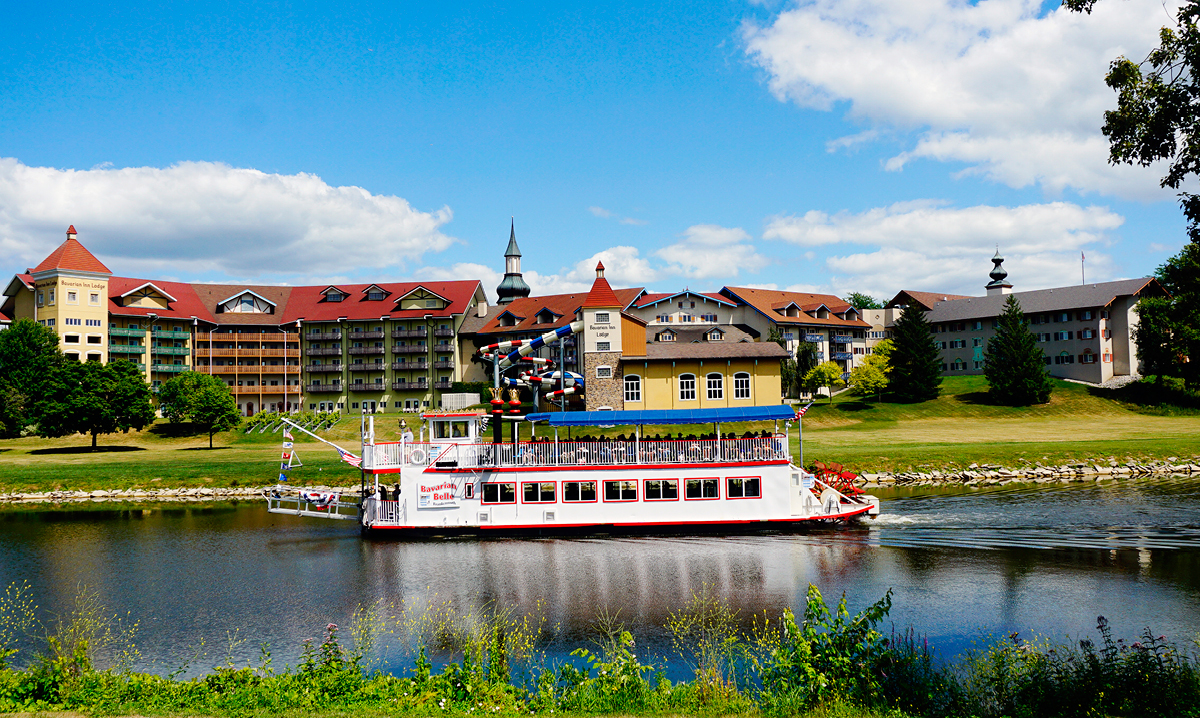 The Bavarian Belle on the Cass River