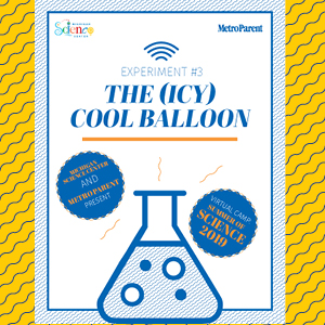 Preview of the Icy Cool Balloon experiment guide
