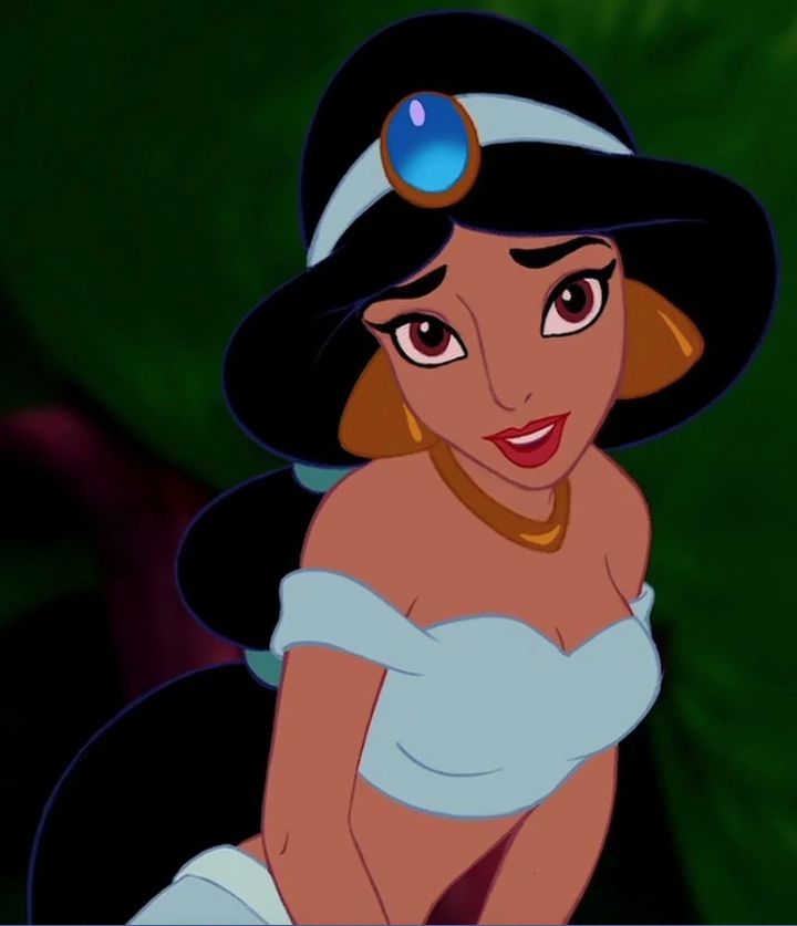 Screenshot from Disney's Aladdin
