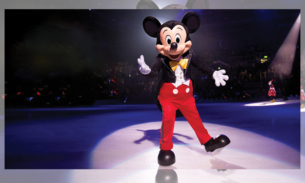 Win Tickets to Disney on Ice: Dream Big at Little Caesars Arena