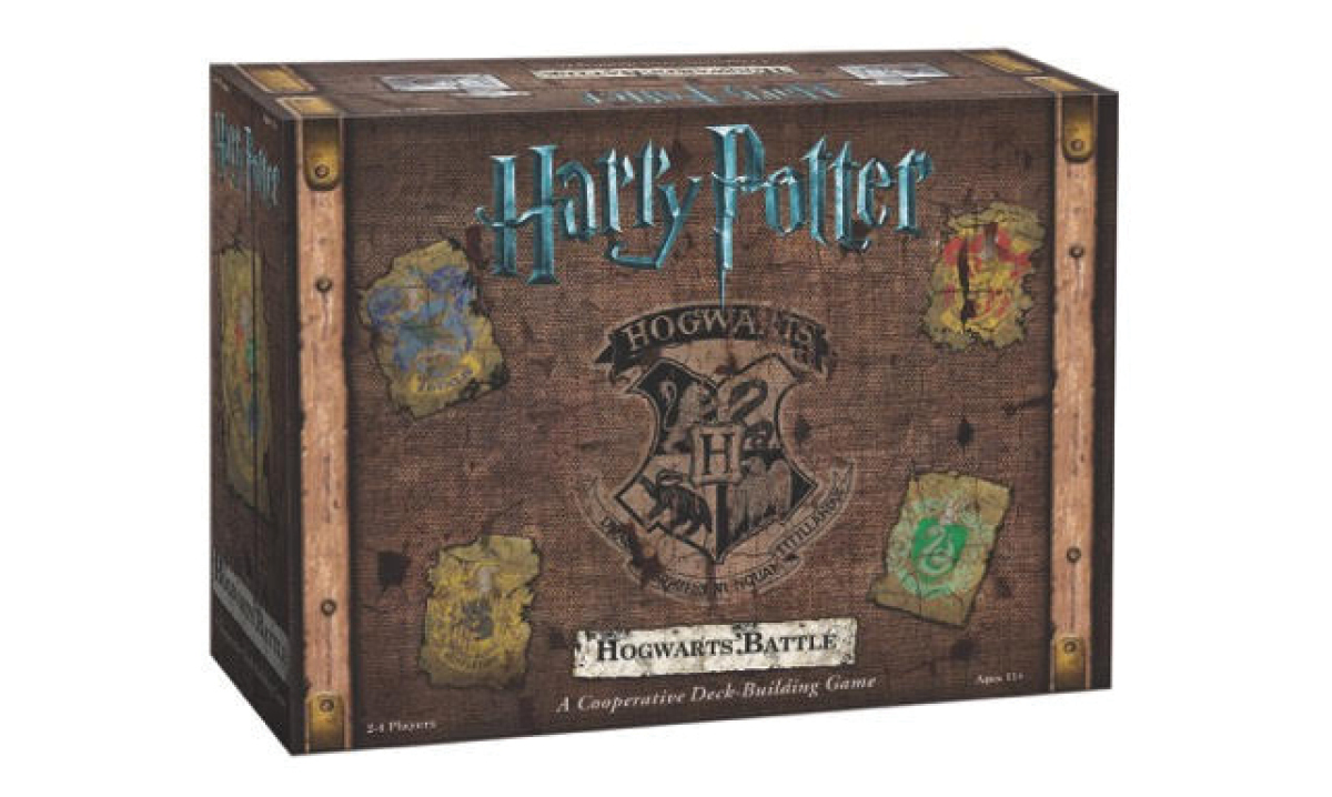 Win the Harry Potter Hogwarts Battle Game