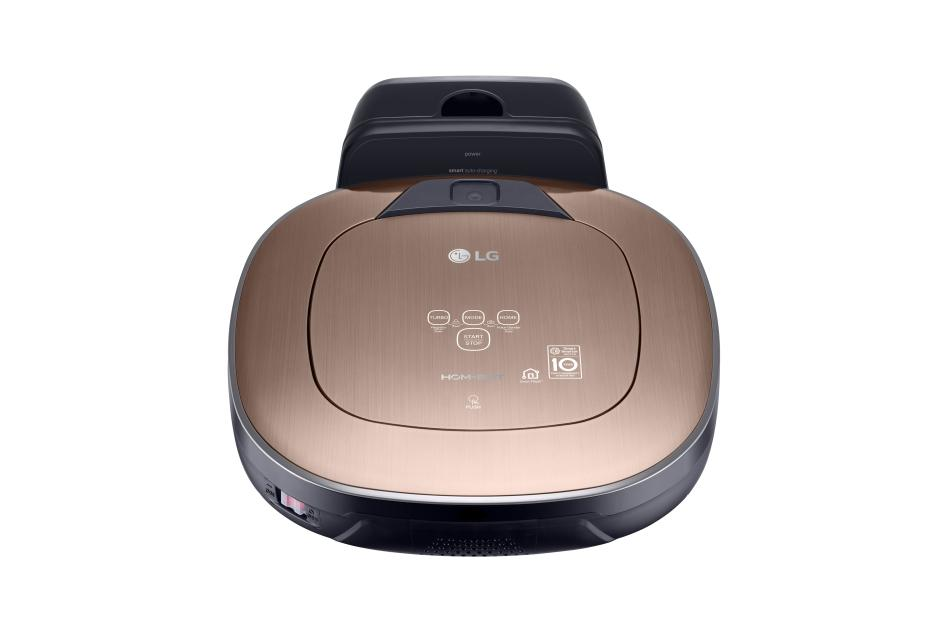 LG Hom-Bot on a white background