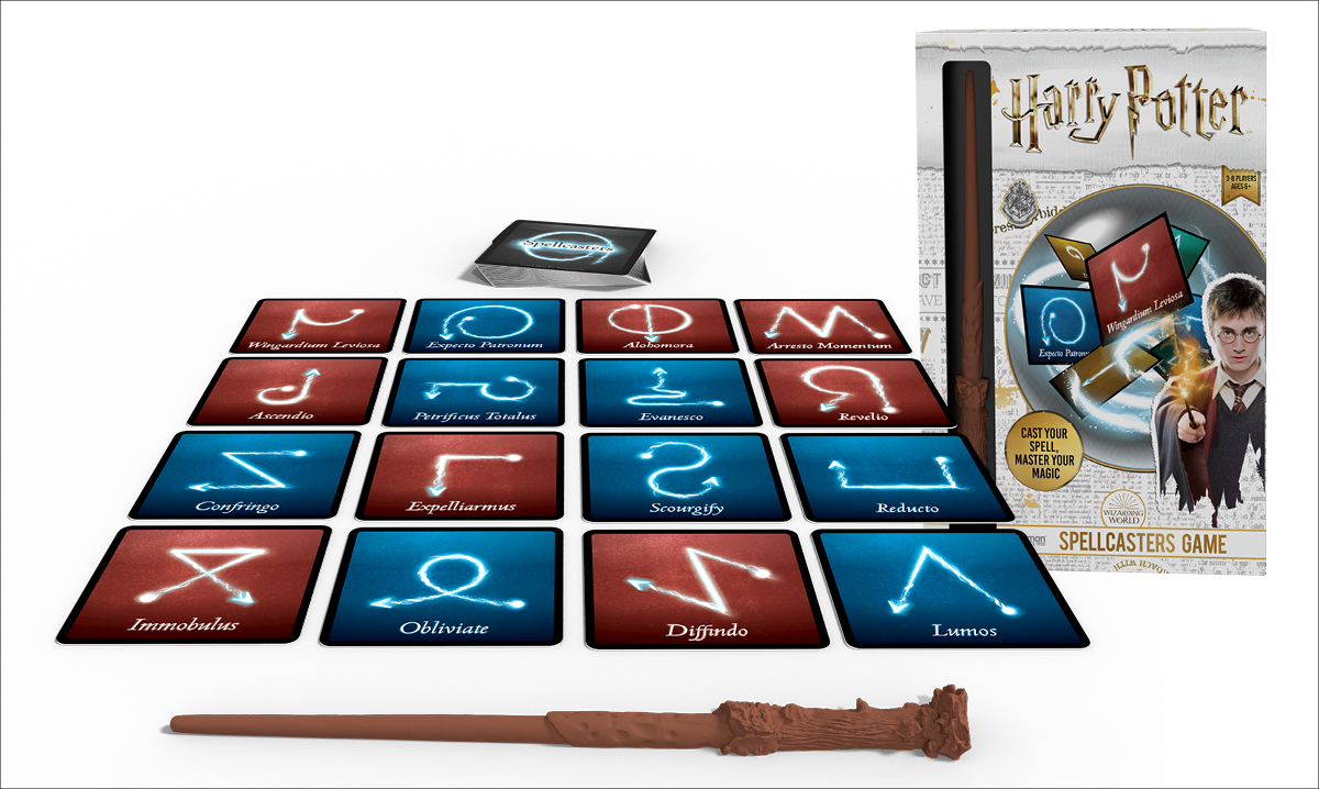 Win the Harry Potter Spellcasters Game