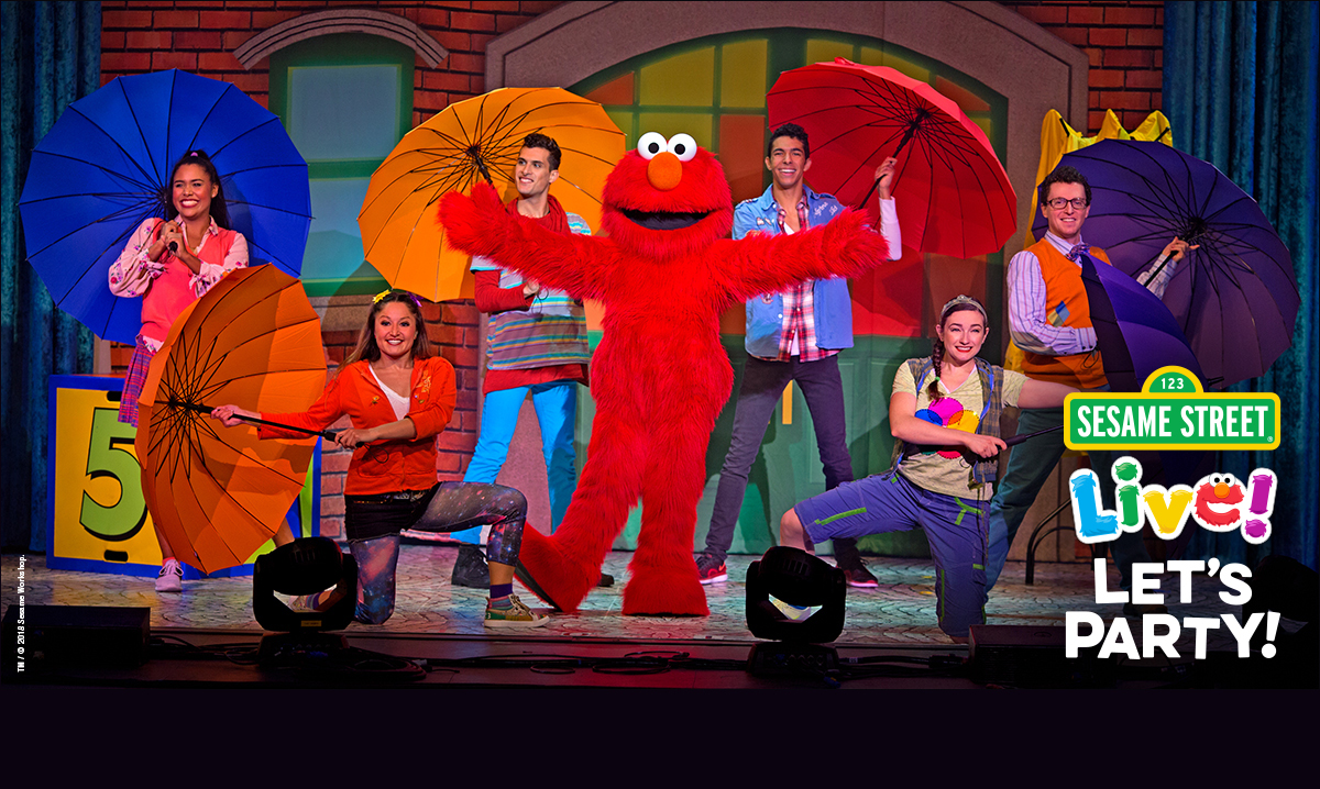 Win Tickets to Sesame Street Live! Let's Party! at the Fox Theatre