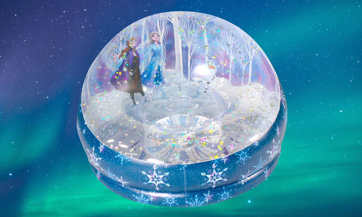 Win a Disney Frozen 2 'The Big One' Inflatable Chair