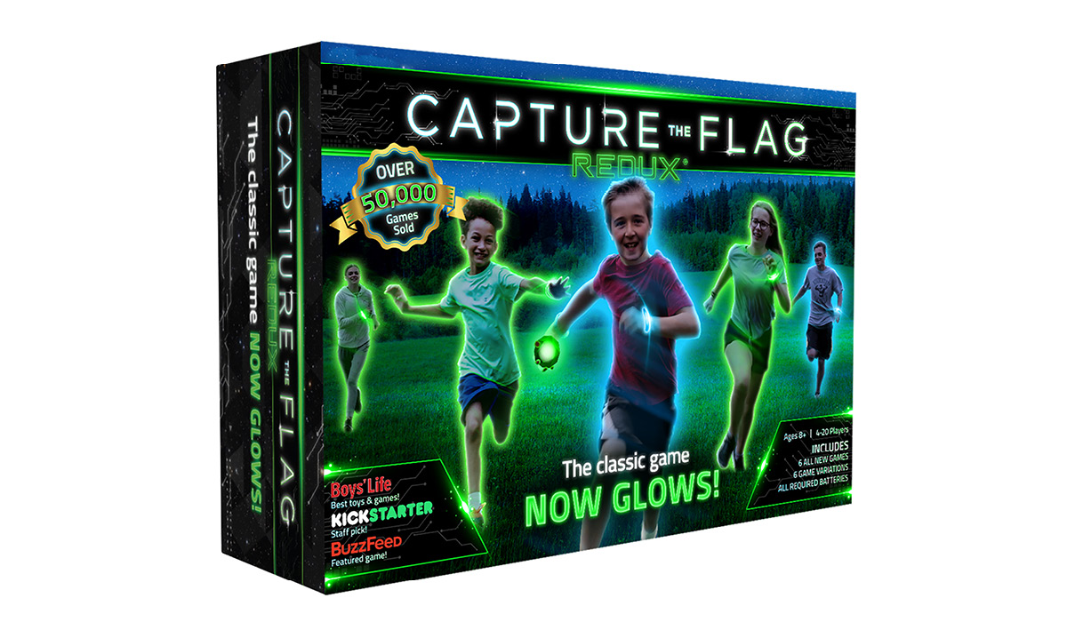 Win the Capture the Flag Redux by Starlux Games