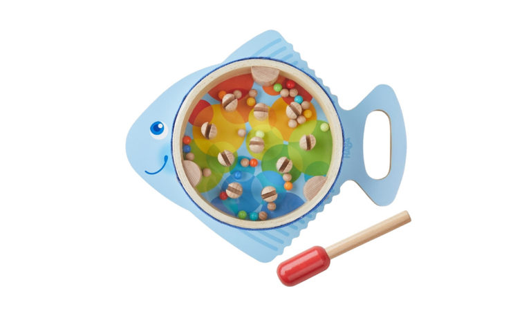 Win a HABA USA Musical Drumfish Baby Toy Instrument