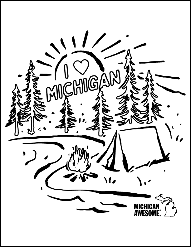 - Free Coloring Pages For Kids Of All Ages - Detroit And Ann Arbor Metro  Parent
