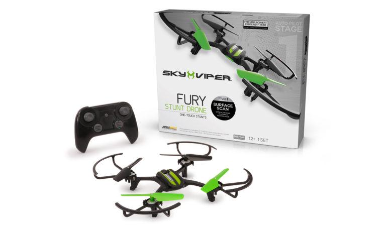 Win a Sky Viper Fury Stunt Drone