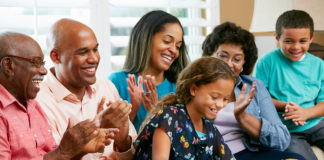 Include family when saving for your child's education.