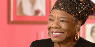 Image of Maya Angelou smiling