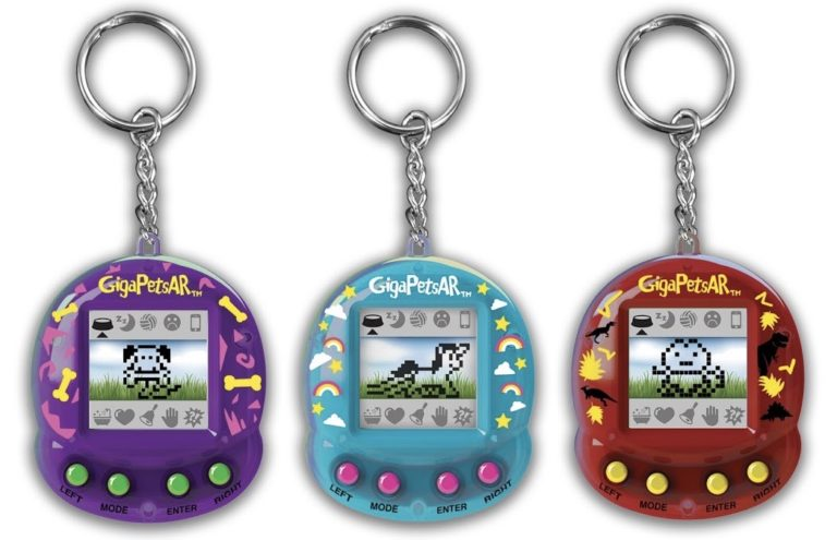 Win Your Choice of GigaPets from Top Secret Toys