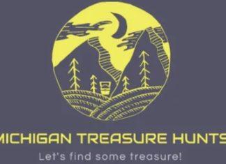 The logo for Michigan Treasure Hunts