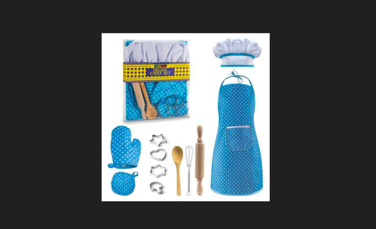 Win a Chef Kit From Litti City
