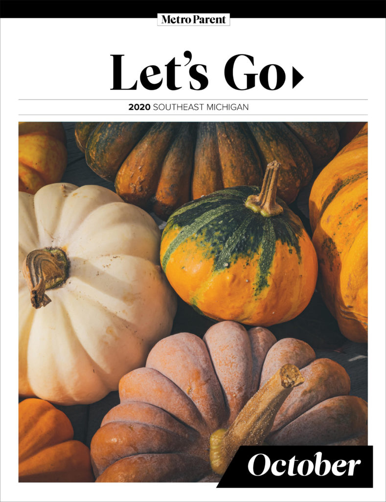 Metro Parent Let's Go October 2020 Cover