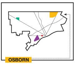 1 Map of Osborn Community Detroit