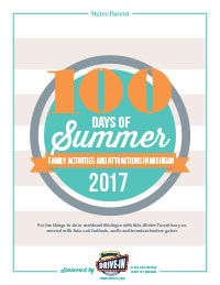 100 Days of Summer Family Activities and Attractions in Michigan
