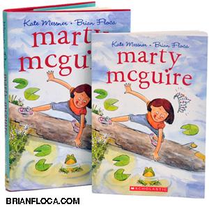 Marty-McGuire-Book