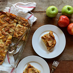 Apple French Toast Bake Minimalist Baker