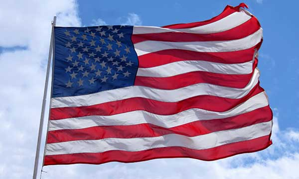 Proper American Flag Etiquette