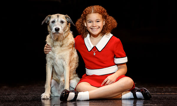 Win Tickets to Annie at the Fox Theatre in Detroit