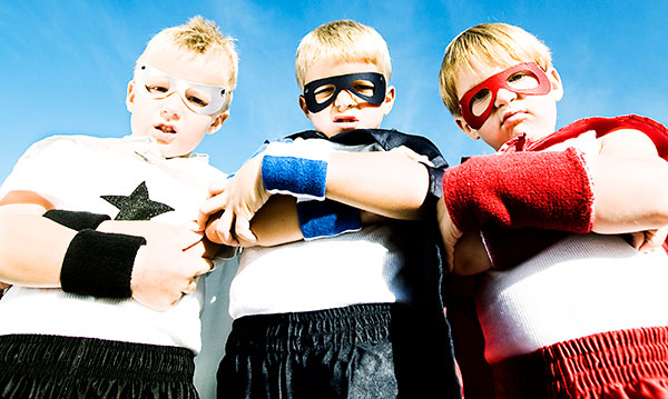 Are Superheroes Bad Role Models for Kids?