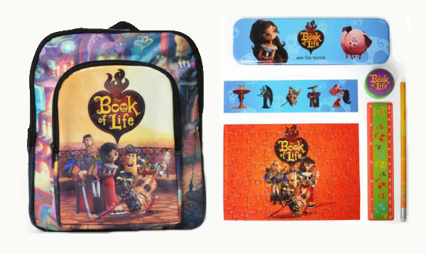 Win 'The Book of Life' Prize Pack