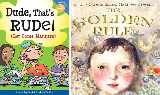 Books About Good Manners for Kids and Parents