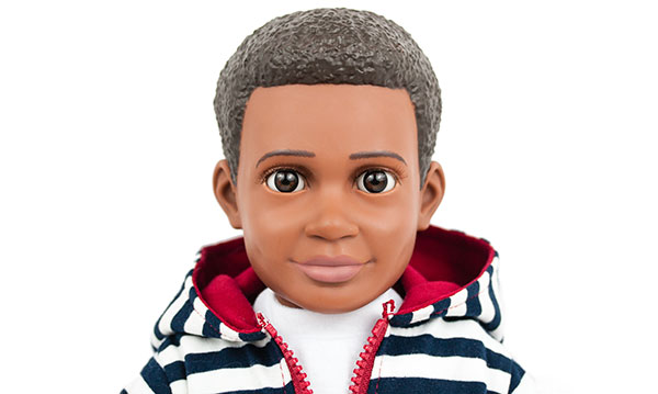 Win Boy Story Action Doll Billy