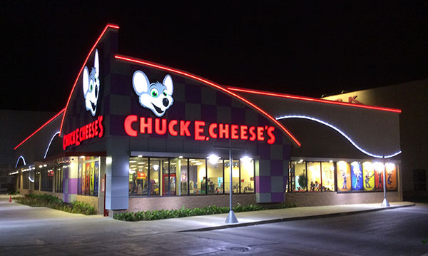 Violent Fight Breaks Out at Florida Chuck E. Cheese's