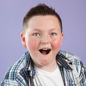 Dylan, 11, St. Clair Shores