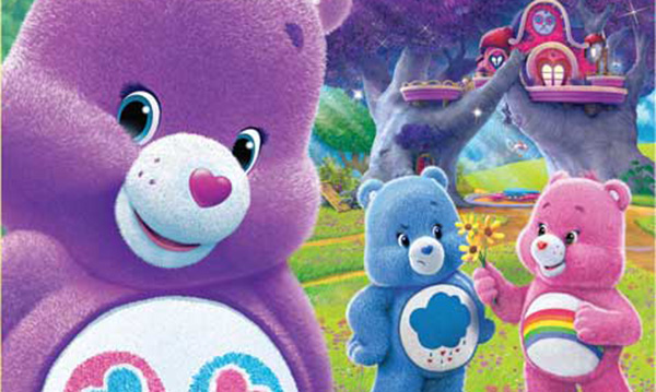 Win 'Care Bears: Share Your Care' on DVD