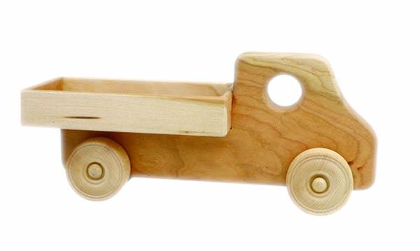Win a Cherry Wood Pickup Truck