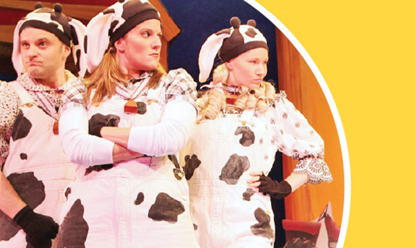 Win Tickets to 'Click, Clack, Moo' at The Michigan Theater