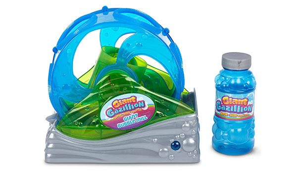 Win a Gazillion Giant Bubble Mill By Funrise