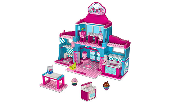 Win a Shopkins Kinstructions Deluxe Chef Club Academy
