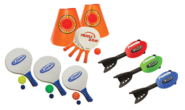 Win a COOP Sports Summer Yard Game Prize Package