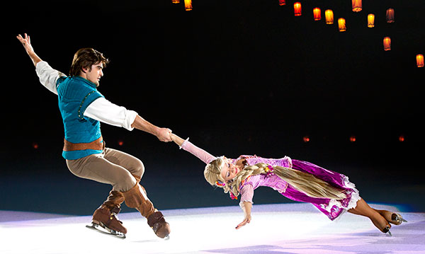 Win Disney On Ice 'Treasure Trove' Tickets