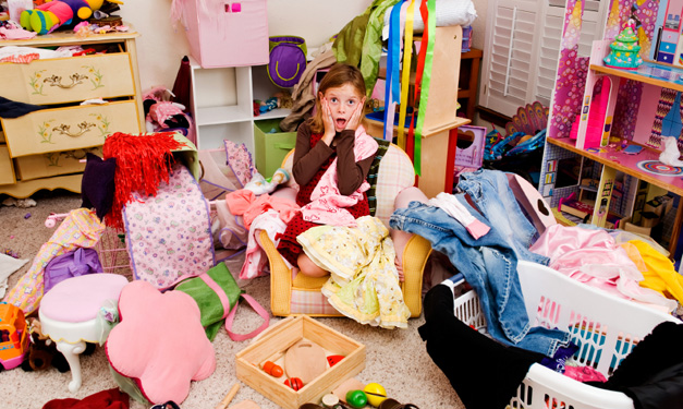How to Get Rid of Your Kids' Clutter