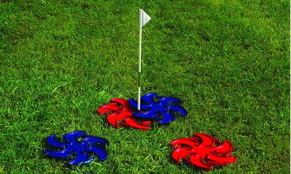 Win the Fling-a-Ring Sports Game
