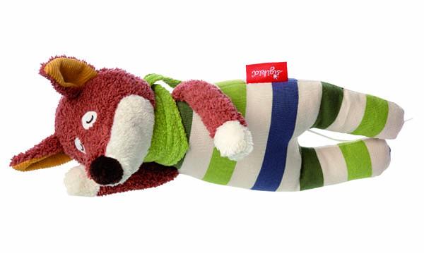 Win a Fudallo Fox Musical Stuffed Toy
