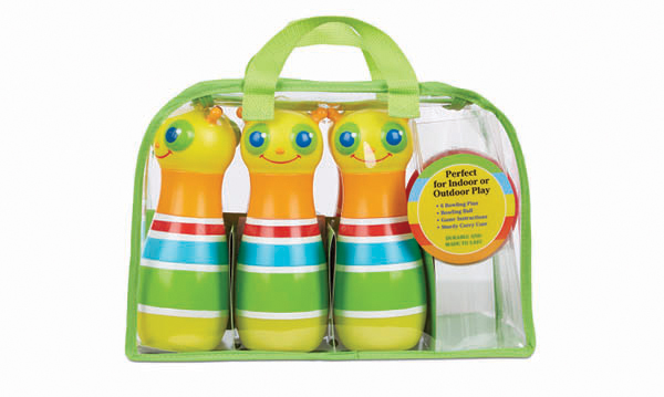 Win a Giddy Buggy Bowling Set