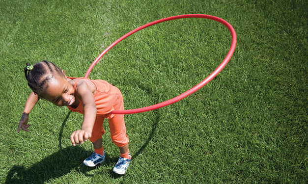 Physical activities for toddlers and babies